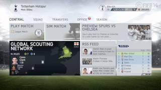 FIFA 14 | Tryb Kariery - Nowości