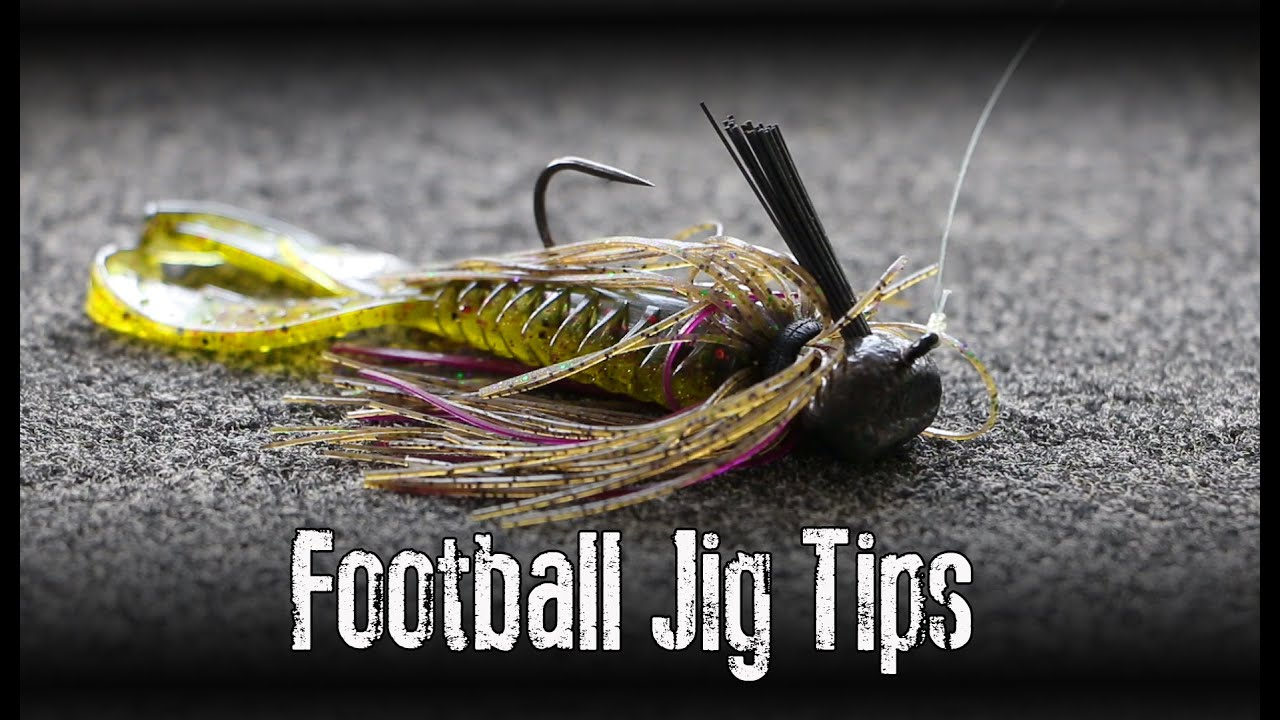 Football Fishing Jig