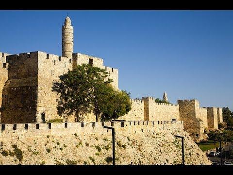 Cidade Velha de Jerusalém: Uma cidade mágica de esplendor