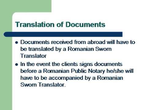 Company Formation in Romania