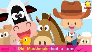 เพลง Old macdonald had a farm EIEIO คาราโอเกะ by เพลงเด็กภาษาอังกฤษ indysong kids
