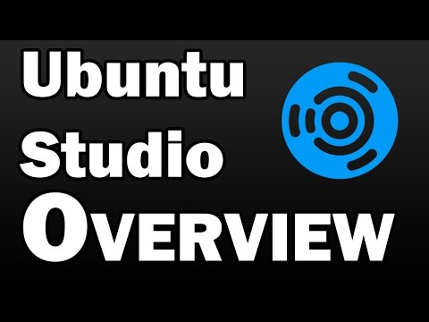 Ubuntu Studio Audio Production Features