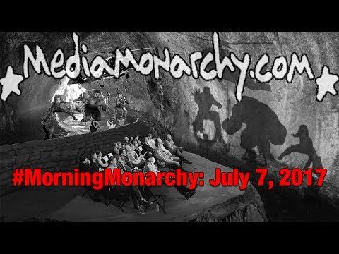 Retraction Action & Saudi Suitors on #MorningMonarchy: #July7, 2017
