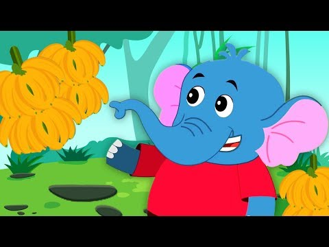 Hindi Rhymes   Machli Jal Ki Rani Hai   3D Animation Hindi