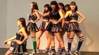 原駅ステージA パラノイア ☆牧野真鈴fancam 昭島モリタウン 3部 2016.0...
