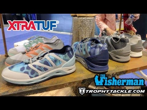THE FISHERMAN'S ICAST 2017 NEW PRODUCT SHOWCASE - XTRATUF
