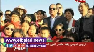 تامر أمين يكشف رسائل الرئيس من زيارة السد العالي وتفقد شوارع أسوان