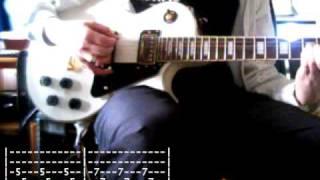 Monsoon / Durch Den Monsun by Tokio Hotel! (Guitar Lesson)