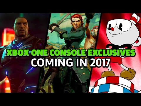 Xbox One Exclusives Confirmed for 2017