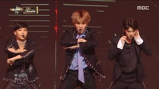 2016 MBC 가요대제전 - 대미를 장식하는 강렬한 특급 무대! EXO의 Louder + Monster 20161231