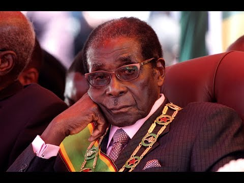 South African ministers hold talks with Mugabe