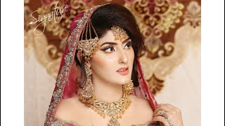 Valeema latest Bridal Makep | Soft look tutorial | Blending Liner