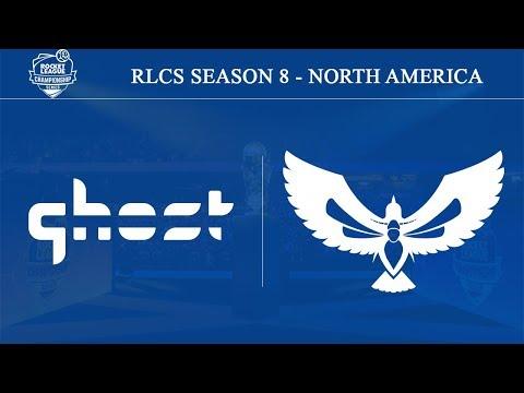 Ghost vs Birds | RLCS Season 8 - North America (2nd November 2019)