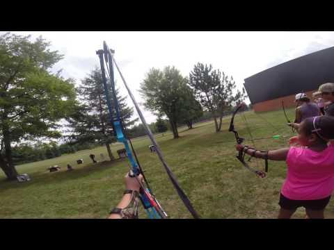 GoPro View Archery, 2016 ASWCO Nike N7 Multi Sport & Cultural Camp - Garden River