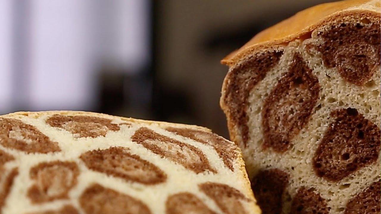 Jetzt Wird S Wild Leoparden Brot Mit Ultimativem Wow Effekt Youtube
