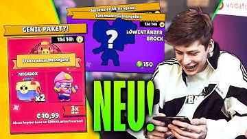 NEUES ANGEBOT kaufen! UPDATE - *NEUE* SKINS! • Brawl Stars deutsch