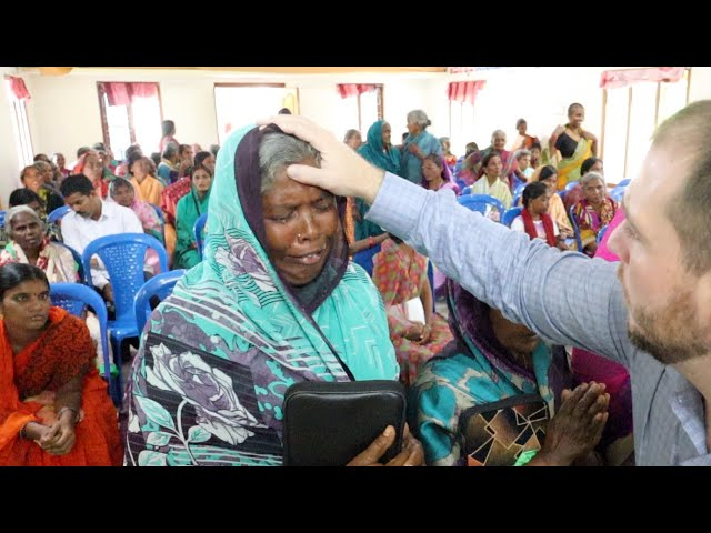 Many Hindus believe in Christ Jesus and pray for salvation in India village