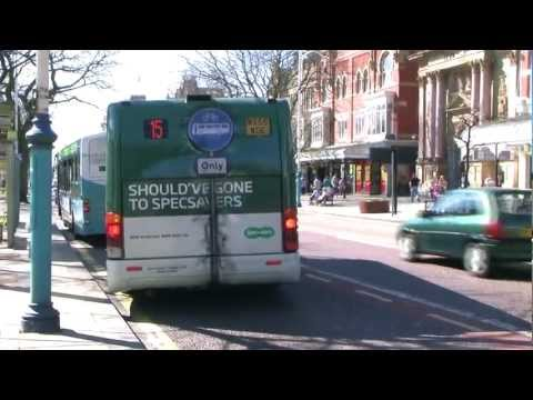 Bus Advertising with PSV Media