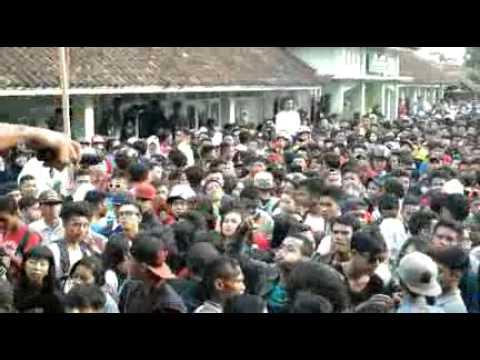 OMBAK Reggae PSJ - Kejar AKU Bebz (LIVE SMK Kesehatan Jampang Kulon)