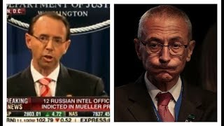 """ROSENSTEIN CONFIRMS DNC WAS NOT HACKED EMAILS WERE OBTAINED THROUGH """"SPEAR PHISHING"""" SCAM PODESTA CR"""