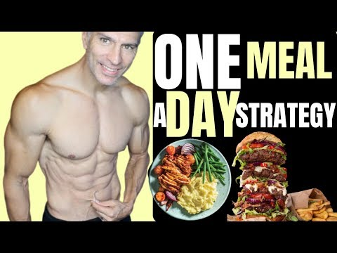 One Meal A Day Diet Success thumbnail