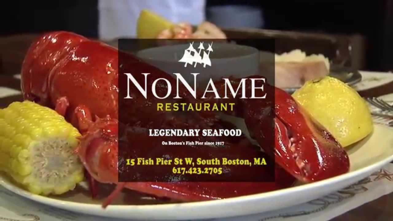No Name Restaurant South Boston Ma