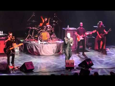 Finger Eleven Paralyzer Hard Rock Casino Vancouver, BC Oct 3015