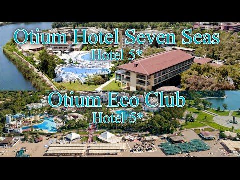 Otium Hotel Seven Seas 5*/ Otium Eco Club Side 5*| Турция, Сиде | Отзыв 2019