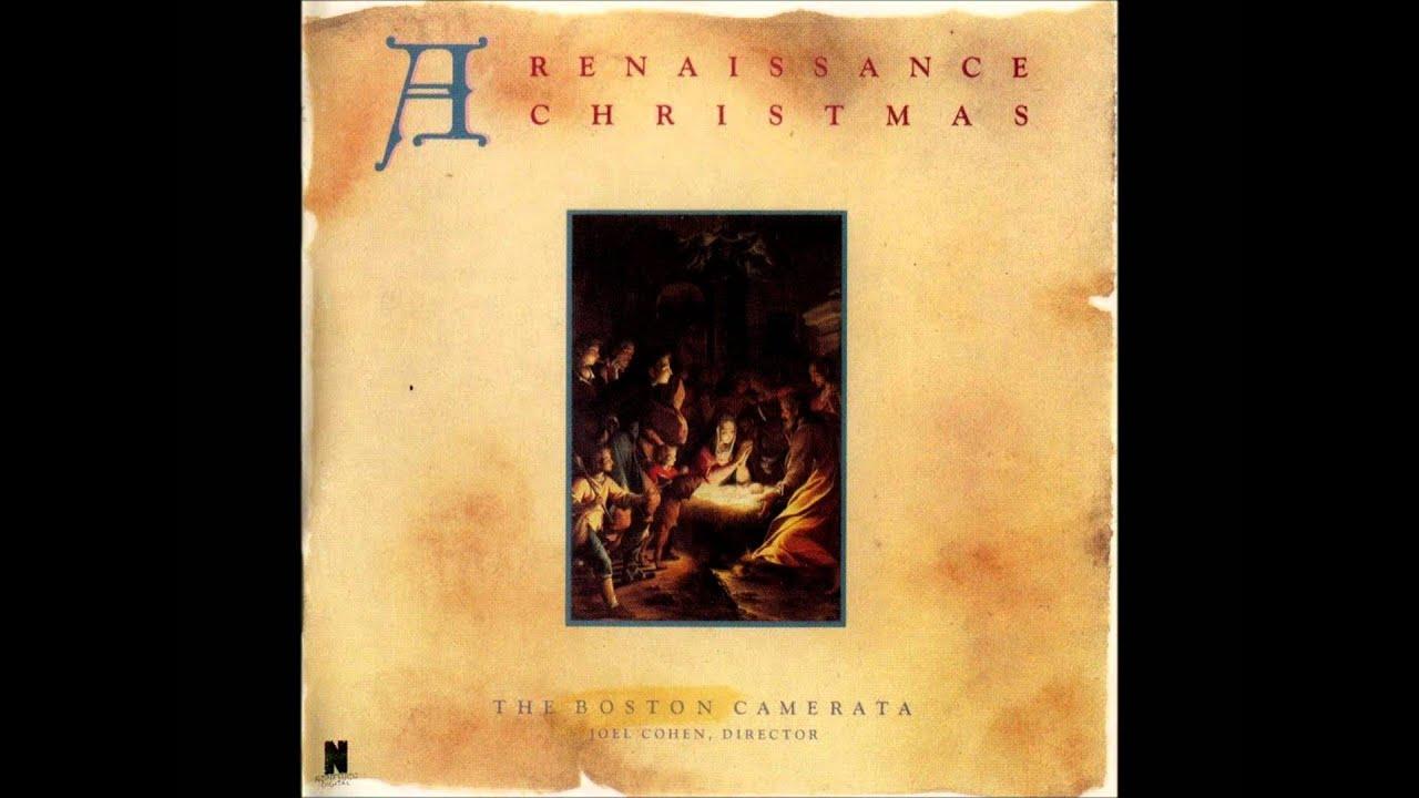 A Renaissance Christmas - German carol - YouTube