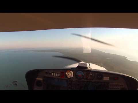 Indiana State University Ocean Flying Trip