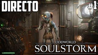 Vídeo Oddworld: Soulstorm
