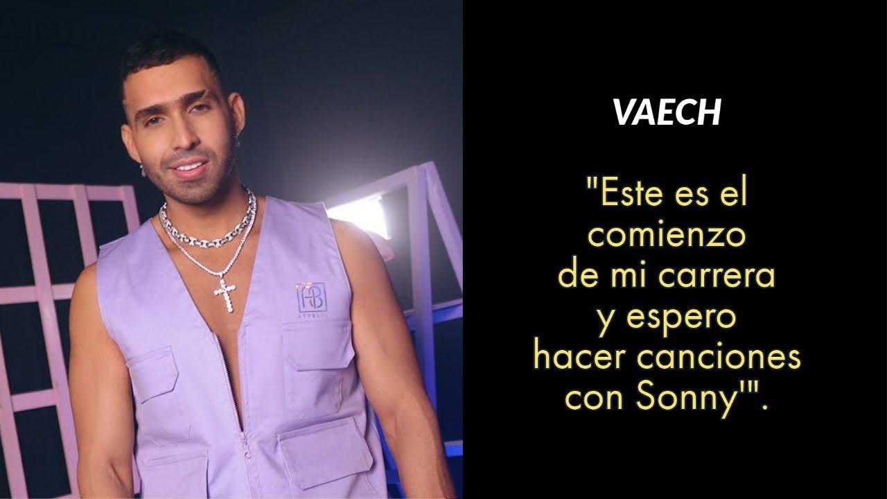 @Vaech habla de su nuevo tema 'Mal de amor' y de la separación de Sonny y Vaech   Ta-killa
