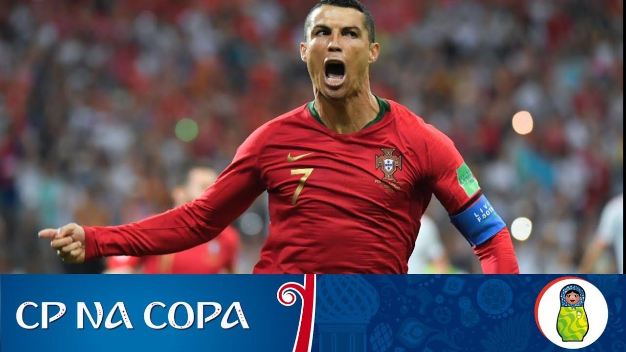CP na Copa  Cristiano Ronaldo brilha - YouTube 50d08e864316d