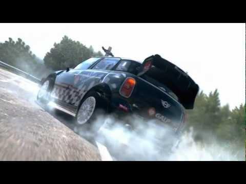 WRC 3 FIA ワールドラリーチャンピオンシップ / オープニングムービー.wmv