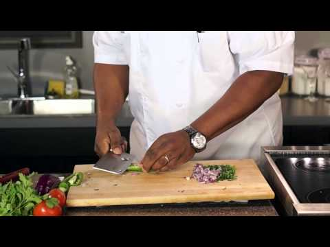 Shrimp Tacos With Pico De Gallo, Cole Slaw- Cooking Today With Chef Brooks