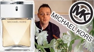 "Michael Kors ""Michael"" Fragrance Review"