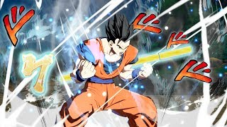 THE LEVEL 7 TRANSFORMATION!   Dragonball FighterZ Ranked Matches