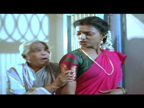 Seetharatnam Gari Abbayi || Kota Srinivas Rao Arrange Marriage Comedy Scene || Vinod Kumar, Roja