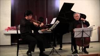 Mozart: Piano Trio in G major K.496 3of 3