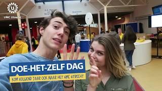 aftermovie doe het zelf dag 2018 met vloggers britt en niek