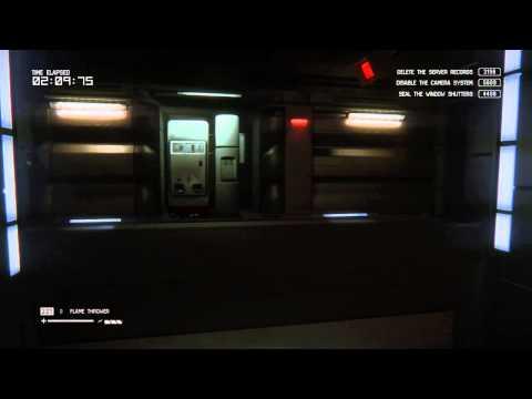 Alien isolation corporate lockdown dlc complete run |