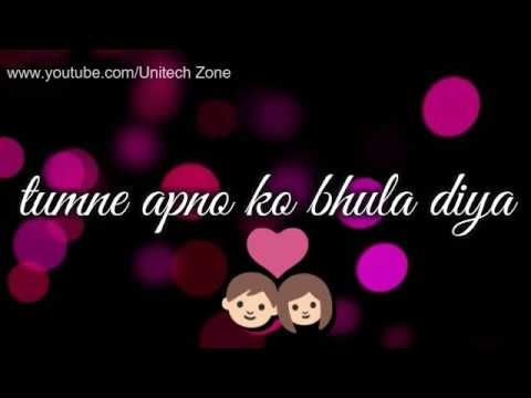 Sab Kuch Bhula Diya ❤ || Old : Sad  Whatsapp Status ❤ Love WhatsApp Status Video 2017