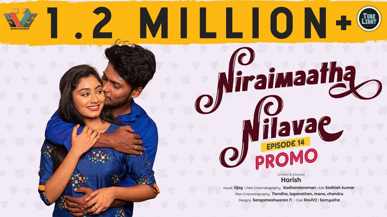 Niraimaatha Nilavae Episode 14 Promo | Attagasangal | Pregnancy Sothanaigal | Caring Husband