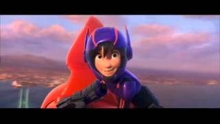 Big Hero 6, The Script: Superheroes