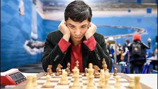 Wesley So (2765) vs Anish Giri (2768)    Tata Steel Chess 2020 - R9