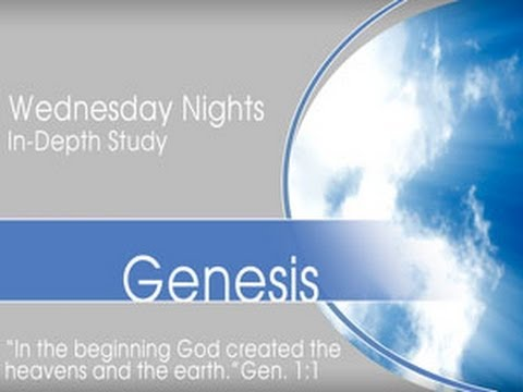 Genesis 6 - Prepare For A Flood!