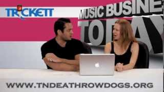Music Business Today: Tennessee Death Row Dogs , Woody Trickett and Yoga