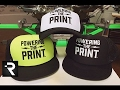 How To Screen Print On Trucker Hats