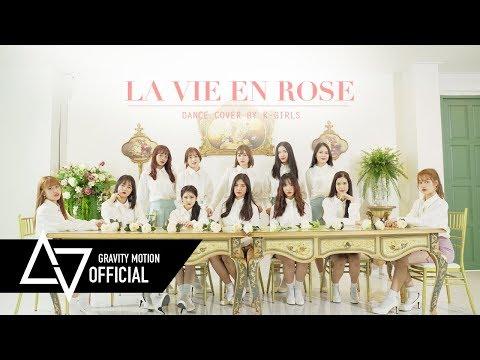 IZ*ONE (아이즈원) - 라비앙로즈 (La Vie en Rose) M/V Dance Cover by K-GIRLS From Thailand
