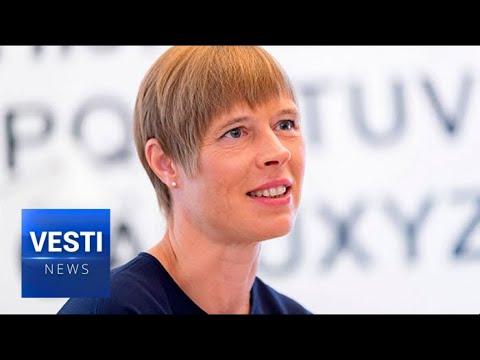 Unprecedented! Estonian President